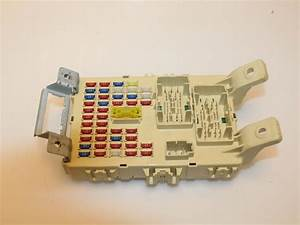 Used Kia Picanto  Ta  1 0 12v Fuse Box - 919501y555
