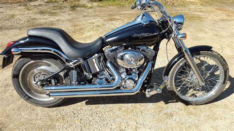 Kaos Harley 04 04 softail deuce black asking 6000 harley davidson forums