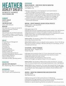 Pin Creative Marketing Resume Examples picture to pinterest