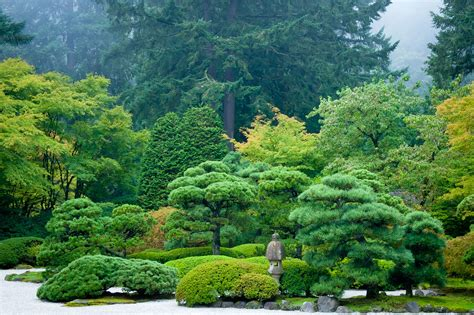 Japanischer Garten Vorgarten by Flat Garden Portland Japanese Garden