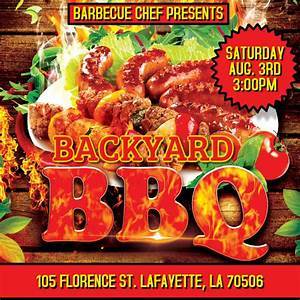 Bbq Party Template