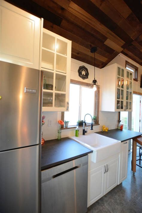vintage retreat  hill country tiny houses tiny living
