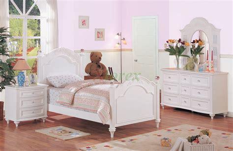 white kids poster bedroom furniture set  xiorex