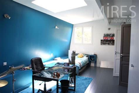 chambre blue chambre bleue d ado c1036 mires