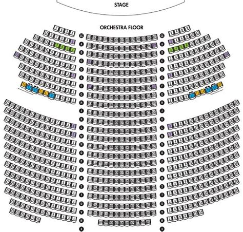 Seating Chart Hamilton Otvod