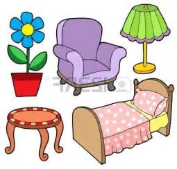 Bedroom Furniture Clip Art