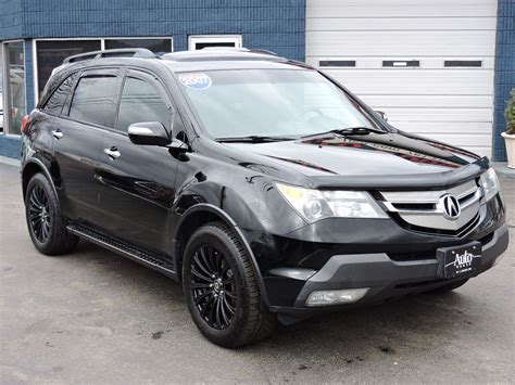 Acura Mdx Tech Package by Used 2007 Acura Mdx Tech Pkg At Auto House Usa Saugus