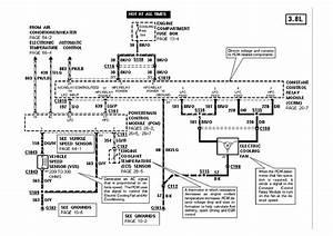 94 Mercury Sable Wiring Diagram