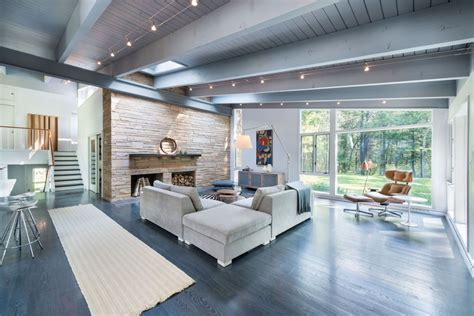 Home Design Architects : Mid-century Modern Home Design By Flavin Architects