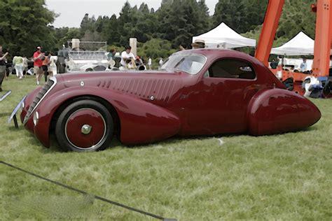 Alfa Romeo 8c 2300 1932 Viotti Coup 118 Looksmart Models