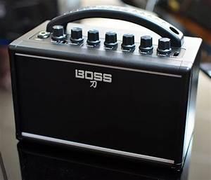 Boss Katana-Mini Amplificador De Guitarra | eBay