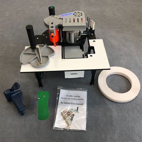 woodworking edge banding machine  fixed length trimming   cutting functions