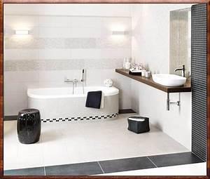 Badezimmer Grau Weiß : luxus fliesen wei badezimmer badezimmer innenausstattung 2018 ~ Markanthonyermac.com Haus und Dekorationen