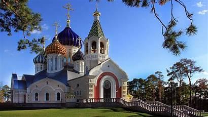 Orthodox Wallpapers Church Eastern Desktop Russian Keywords