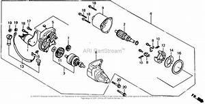 Honda Engines Gx340 Qae Engine  Jpn  Vin  Gc05