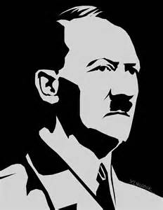 Black Drawings by Adolf Hitler