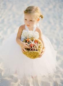 adorable beach flower girl dresses beach wedding tips With beach wedding flower girl dresses