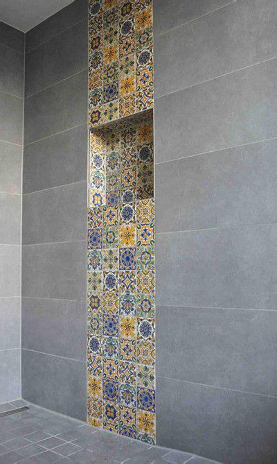 Orientalische Fayencen  Southern Tiles Mediterrane Wand