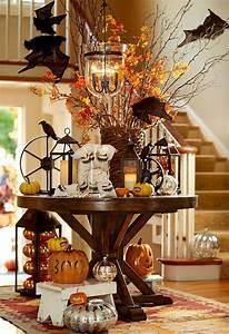 31, Cozy, U0026, Simple, Rustic, Halloween, Decorations, Ideas, U0026, Pictures