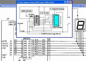 7 Segment Display Driver Ic