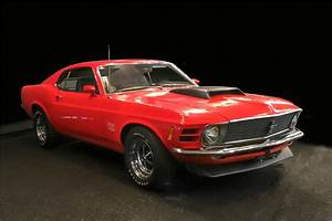 1970 FORD MUSTANG BOSS 429 FASTBACK - 189518
