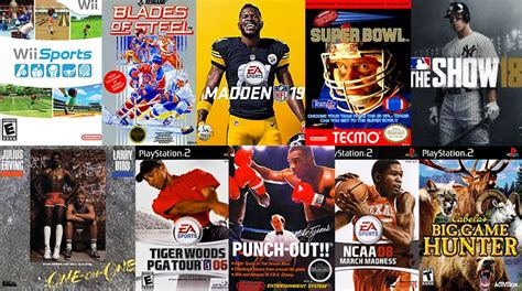 The 10 Most Influential Sports Video Games of All Time