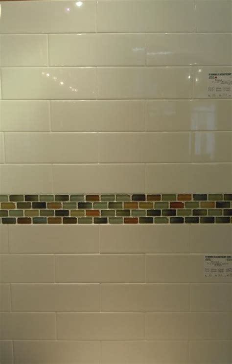 4x12 subway tile white glossy or matte from classic tile