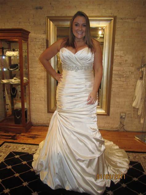 beautify big bust wedding dresses