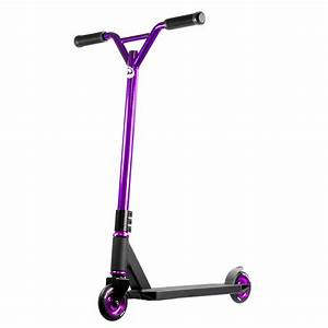 Mod Scooters Fusion Complete Scooter in Purple - ATBShop.co.uk
