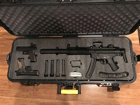 custom case   hk mp  sdpistols