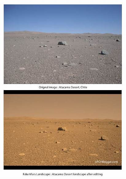 Mars Rover Nasa Curiosity Cleaning Hoax Shadow