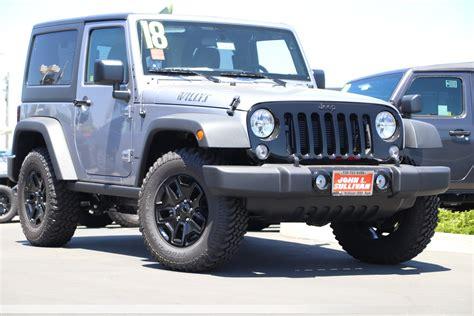 jeep wrangler jk willys wheeler   sport