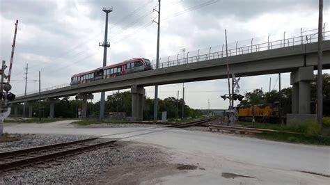 Capital Metrorail train - YouTube