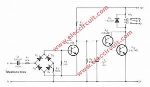 Easy Telephone Amplifier Circuit  U2013 Electronic Projects