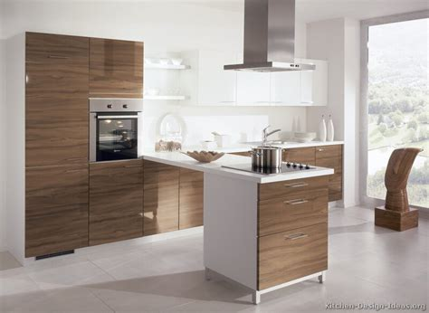 Kitchen Design Ideas Set 2 by Pictures Of Kitchens Modern Two Tone Kitchen Cabinets