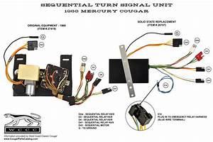 Sequential Turn Signal Box - Solid State