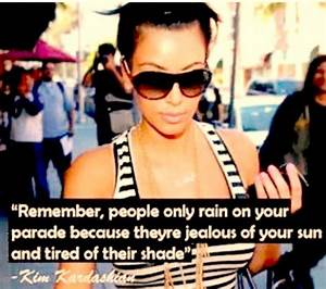 Kim Kardashian quote | Kim Kardashian Kiki Beauty&Hair ...