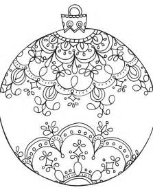 ornament coloring pages for adults coloring pages