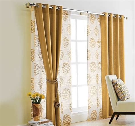 sliding glass door curtain ideas 6935