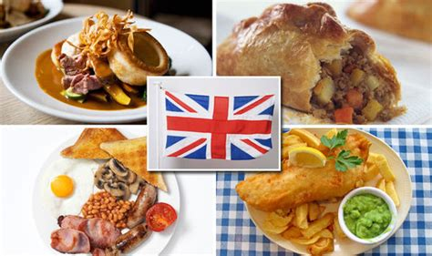 brit cuisine food tourists think it 39 s squishy slimy and soggy