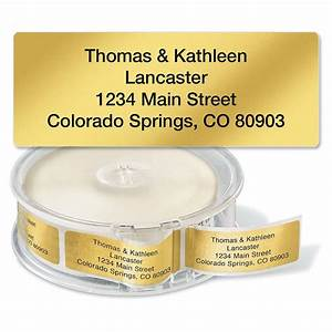 address labels on rolls arts arts With clear return address labels roll