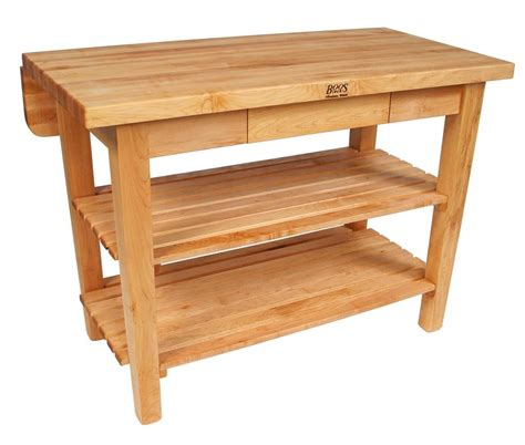 butcher block kitchen island table john boos butcher block table quot kitchen island bar quot 32