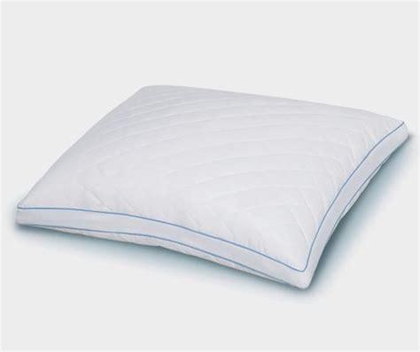 best flat pillow sleep innovations never go flat pillow at menards 174