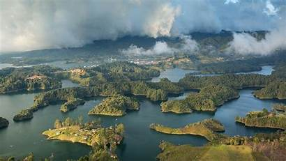 Colombia Wallpapers Nature Islands Thousand Land Erezmarom