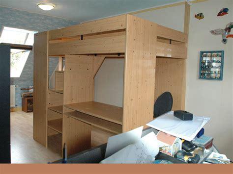 bureau d echange troc echange mezzanine avec bureau et etageres sur