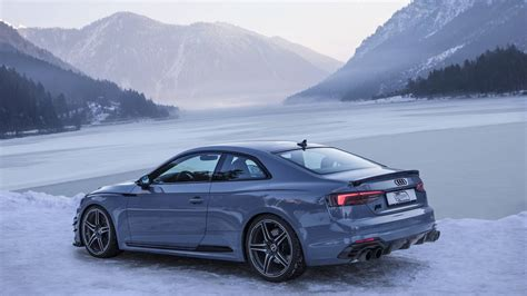 ABT Audi RS5-R On The Austrian Alps - Exotic Car List