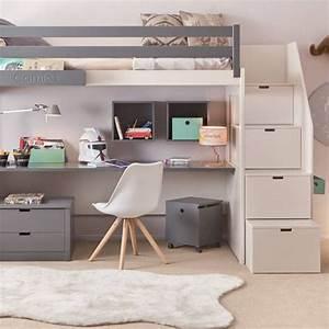 Lit Mezzanine Dressing : ranger ses affaires sans placards astuces et id es d co ~ Premium-room.com Idées de Décoration