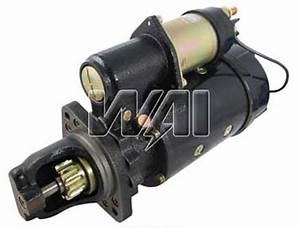 New Starter For Chevrolet Gmc B7 Truck W  Cat 3116 3126