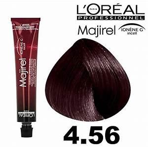Majirel Ash Colour Chart Majirel 4 65 Châtain Acajou 50ml Celle Ci Est Mon