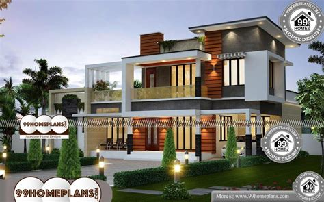 Small 3 Bedroom House Floor Plans & Modern Low Budget